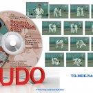 Judo. Stars of the Japanese judo Katsuhiko Kashiwazaki 8 dan (Disc only).