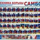 Posters SAMBO Wrestling 2.