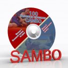 Sambo for coach - 100 submission techniques of SAMBO.(Disc only).