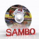 """""""Russian Sambo"""" - """"Michael Martynov. competition Technique. """"(Disc only)."""