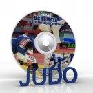 Judo UCHI-MATA. Technique. Methods. Practice Film-1.(Disc only).