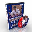 Judo. K. Kashivazaki. Technology of fight lying. NE-WAZA. Movie 5.