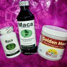 MACA Root Herb LIQUID EXTRACT peruvian NO ALCOHOL hormone virility 6 oz -178 mL