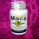 golden MACA HERB ROOT natural fertility, sex libido, energy, hormone  60 TABLETS