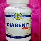 DIABENIT Dr. Nie Wentao  Bioamazonic DIABETES NATURAL Diabetic high blood  120 Tablets