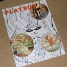 PLAYBOY 1955  JANUARY MAGAZINE BETTY PAGE