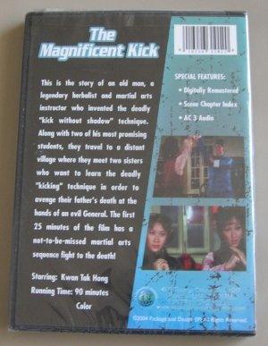 The Magnificent Kick Kwan Tak Hong
