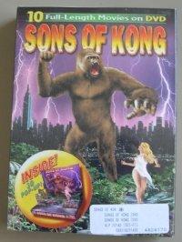Sons of Kong Bad Monkeys Ape King Kong