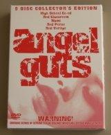 Angel Guts Collectors Edition 5 Disc DVD Nami Nikkatsu