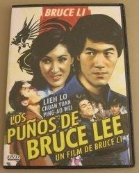 Bruce Lee Bruce Li Action Kung fu DVD