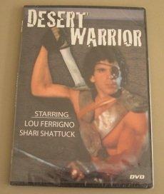 Desert Warrior Lou Ferrigno
