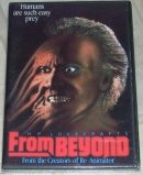 From Beyond  H.P. Lovecraft dvd