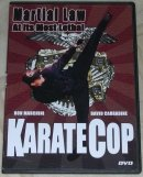 Karate Cop Ron Marchini David Carradine