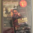Class Reunion Massacre / Carnage Double Feature