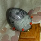 "Picasso Jasper ""Yoni"" Egg Kegel Exerciser Medium Free US Shipping"