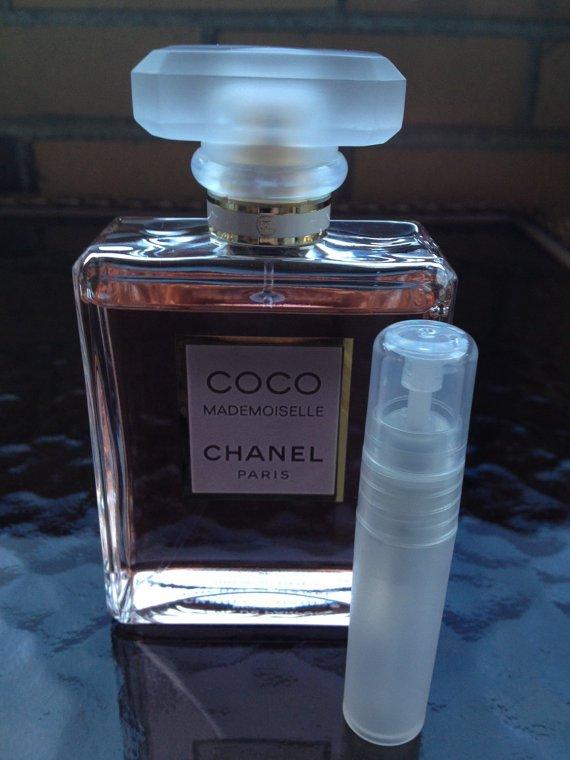 CHANEL COCO MADEMOISELLE PERFUME 5 ml Sample Spray Atomizer - 100% authentic