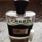 CREED AVENTUS Eau De Parfum - 1.7 ml Sample Spray Atomizer - 100% Authentic from batch 17Q01