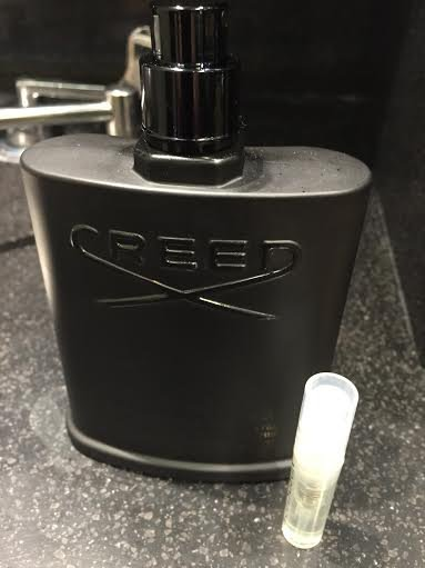 CREED GREEN IRISH TWEED Eau De Parfum - 1.7 ml Sample Spray Atomizer - 100% Authentic