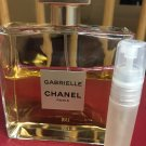 ***NEW*** GABRIELLE CHANEL EAU DE PARFUM - 5 ml Perfume Sample Spray Atomizer - 100% Authentic