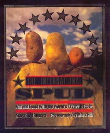 INTERNATIONAL SPUD Potatoes COOKBOOK Rogers POTATO