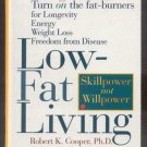 LOW FAT LIVING Cooper RECIPES Exercises GUIDE How-To