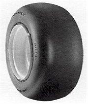 18x10.50-10 Carlisle SMOOTH 2 ply tire
