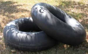 10.00R20 Truck tire inner tube - great for RIVER TUBING