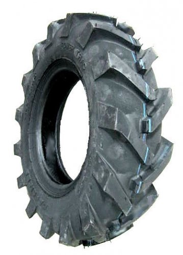4.80-8 Carlisle POWER TRAC tire, for TILLERS and other applications, FREE SHIPPING