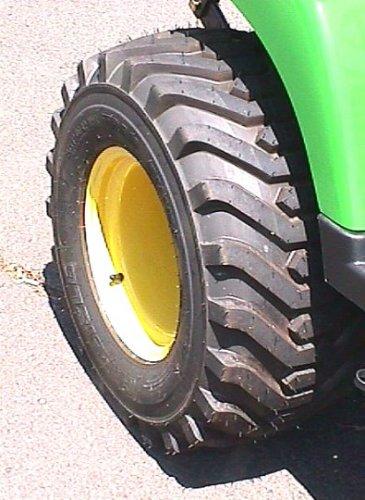 26x12.00-12 4ply Carlisle Loader Lug tire, TRAC CHIEF R4  with FREE SHIPPING!