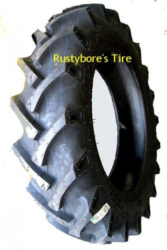 9.5-24 LRD R1 rear tractor tire