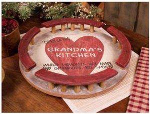Lazy Susan - Grandma's Kitchen