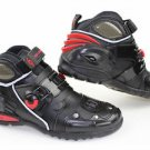 Waterproof MX Bikes Motorcycle Motor High Fiber Leather Shorty Shoes Boots Boot