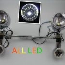ALL LED Turn Signal Spot lights For Honda Shadow VT VTX 750 1100 1300 1800 Aero