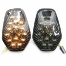 Flush Mount LED Turn Signals Lights Indicator For  SUZUKI GSXR 600 750 1000