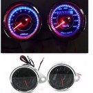 Custom Motorcycle Odometer+ EFI Tachometer Speedometer Speedo meter Tacho Gauge