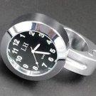 "Chrome 7/8""-1"" Motorcycle handlebar Clock for SUZUKI BOULEVARD C50 M109R C90 S40"