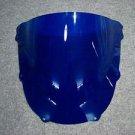 Blue Windscreen Windshield for 1998-1999 Kawasaki NINJA ZX6R ZX 6R ZX-6R 98 99