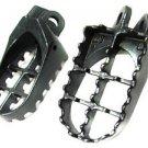 MX FOOT PEGS FOOTPEGS for Kawasaki KLX 400 Suzuki RM125 RM 250 DRZ 400 DR-Z400