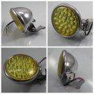 """High Low Beam 5"""" LED Headlight Lamp Cafe Racer Bobber Scooter Street Bike Custom"""