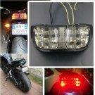 Motorcycle LED Tail Brake Running Light Turn Signals For Yamaha FAZER FZ1 SMOKE