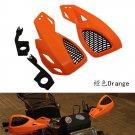 Orange Motorcycle Handguard for Suzuki RM85L RMX250 RMX450Z RM85 RM250Z RM125