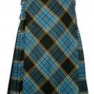 42 Size Bias Apron Traditional 5 Yard Scottish Kilt for Men – Anderson Tartan