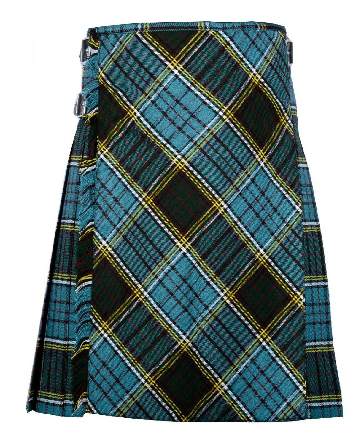 46 Size Bias Apron Traditional 5 Yard Scottish Kilt for Men � Anderson Tartan