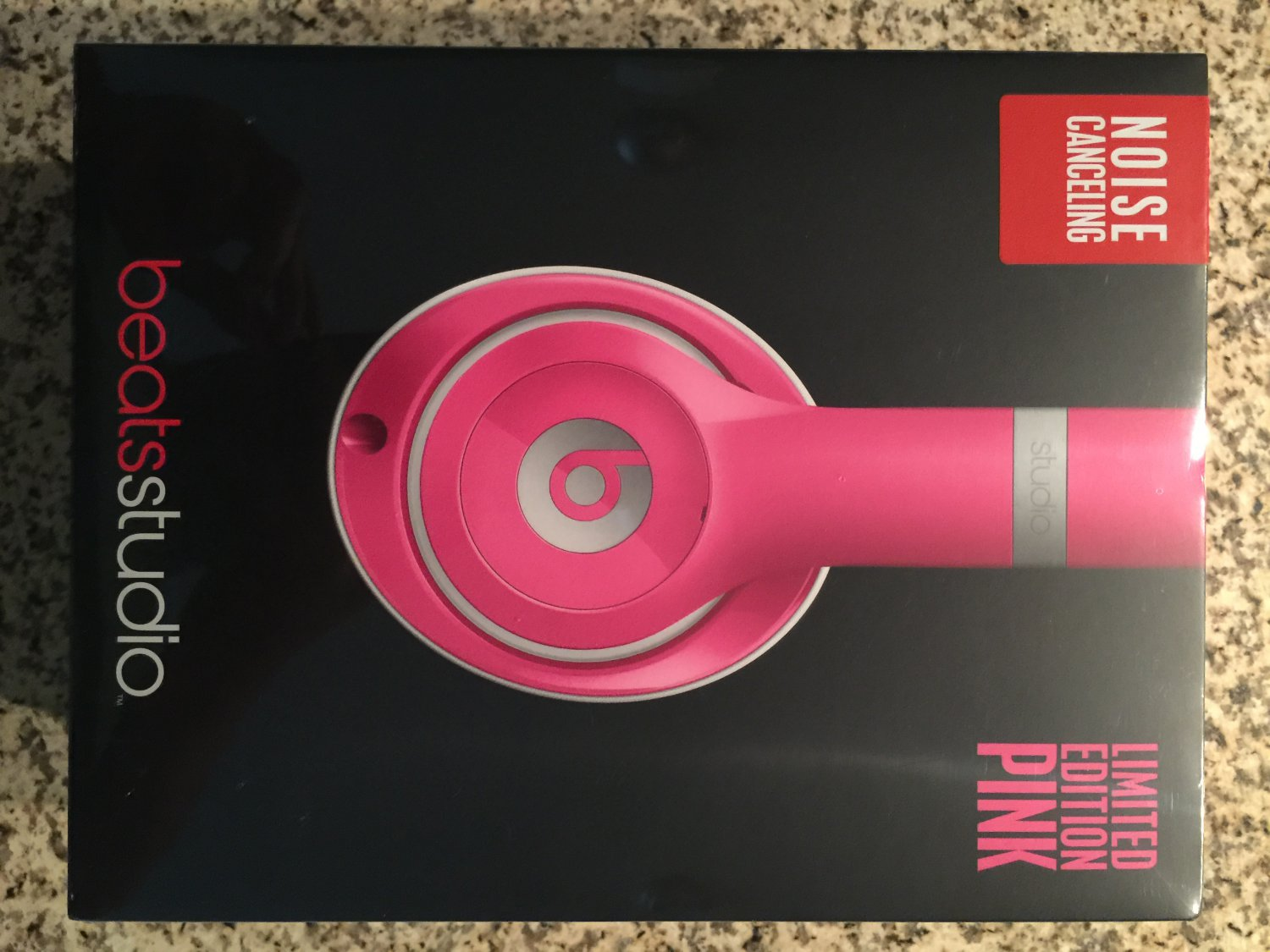 Beats Studio 2.0 Wired - Limited Edition Pink
