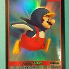 New Super Mario Bros. Wii Trading Card - Penguin Mario F26/Puzzle 2