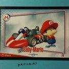 Mario Kart Wii Trading Card - Baby Mario #1