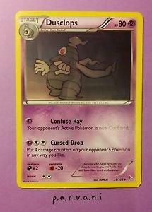 Flashfire Pokemon Card - Dusclops (39 of 106)