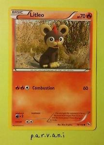 Flashfire Pokemon Card - Litleo (18 of 106)