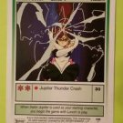 Sailor Moon Collectible Card Game - Sailor Jupiter Level 1 (109/160)