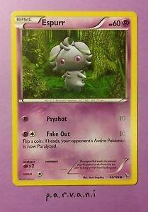 Flashfire Pokemon Card - Espurr (42 of 106)